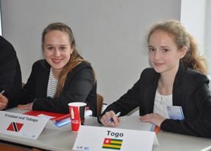 Teilnehmerinnen des GiS